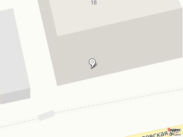 Служба спасения торжеств на карте Воронежа