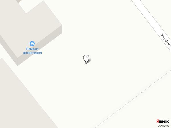 Торгово-ремонтная компания на карте Краснодара