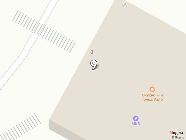 Qiwi на карте Воронежа