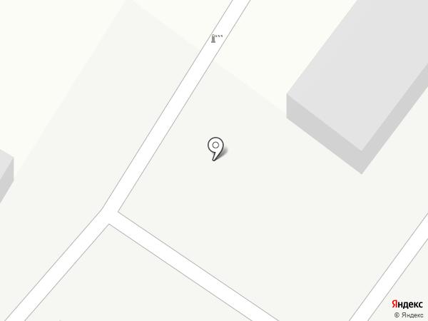 Искра на карте Воронежа