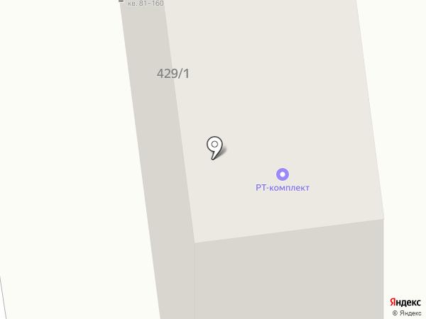 ТехноАльянс на карте Краснодара