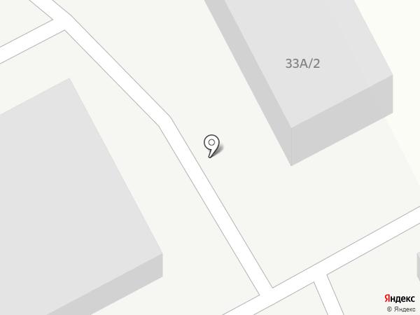 Металлист на карте Воронежа
