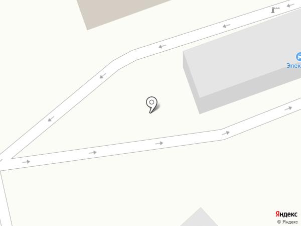 Зайкар на карте Воронежа