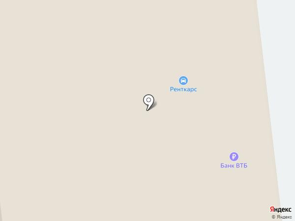 ТРАНСФОР на карте Краснодара