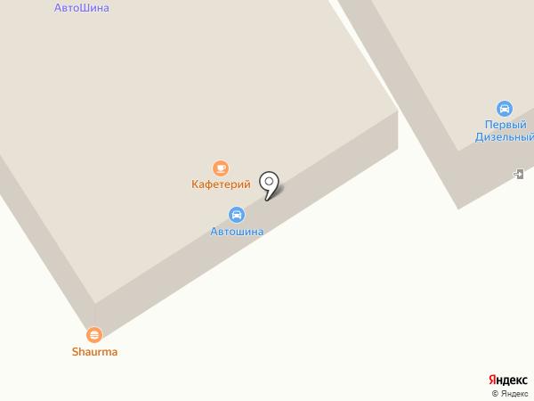 TRUCK POINT на карте Воронежа