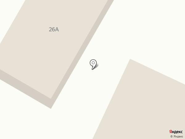 Участковый пункт полиции №23 на карте Воронежа