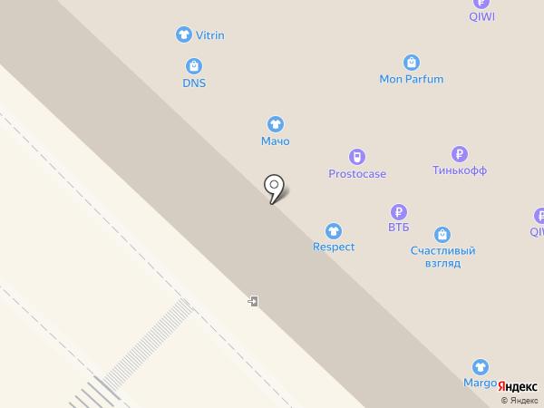 Prostocase на карте Воронежа