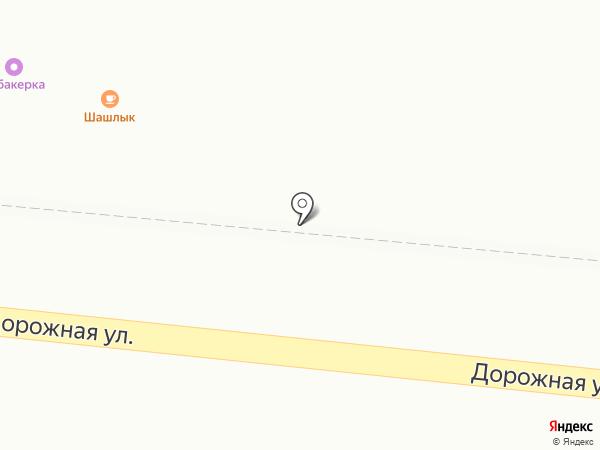 АвтоДжин на карте Воронежа