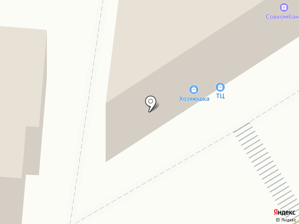 МАСТЕР+ на карте Воронежа