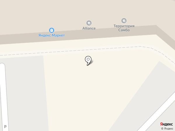 Накачайся.com на карте Воронежа