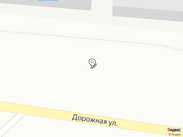 Автомагазин на карте Воронежа