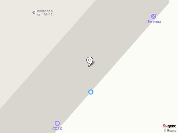 Valeria на карте Воронежа