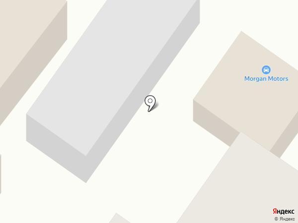 ВРН36 на карте Воронежа