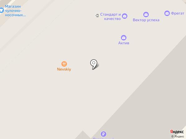 Royal на карте Воронежа