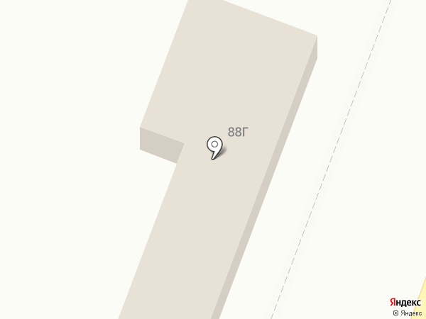 Я и ты на карте Воронежа