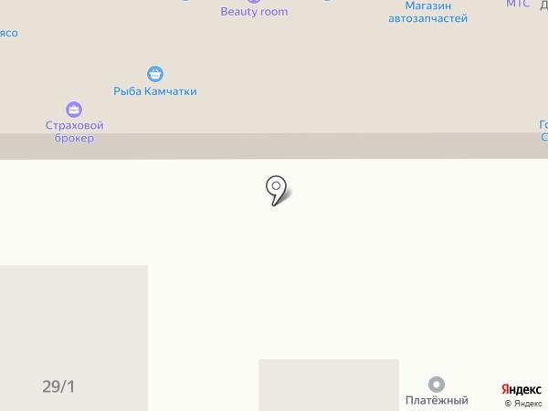 Beauty room на карте Краснодара