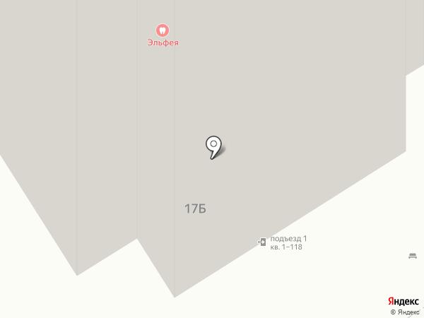 Лачпрофит на карте Воронежа