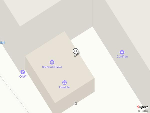 AlePlast на карте Воронежа
