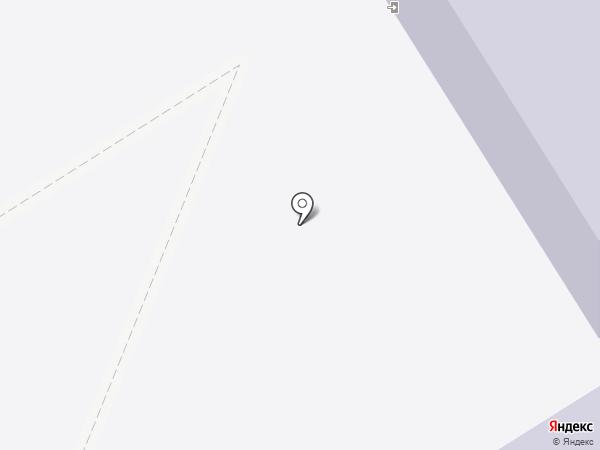Олимпия на карте Воронежа