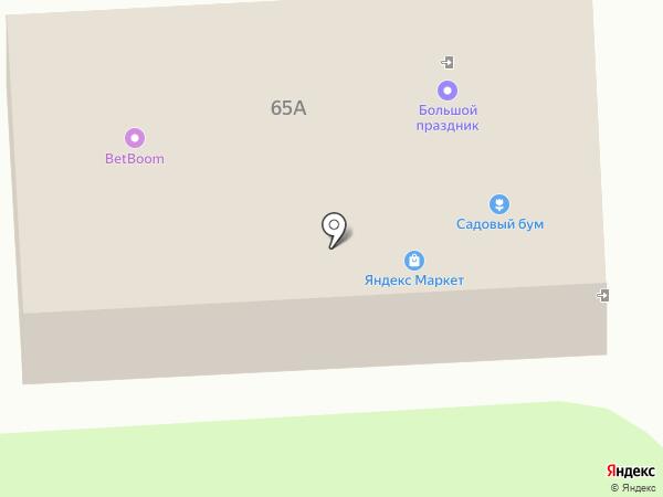 Фабрика дверей на карте Воронежа