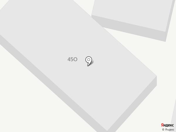 Линнова на карте Воронежа