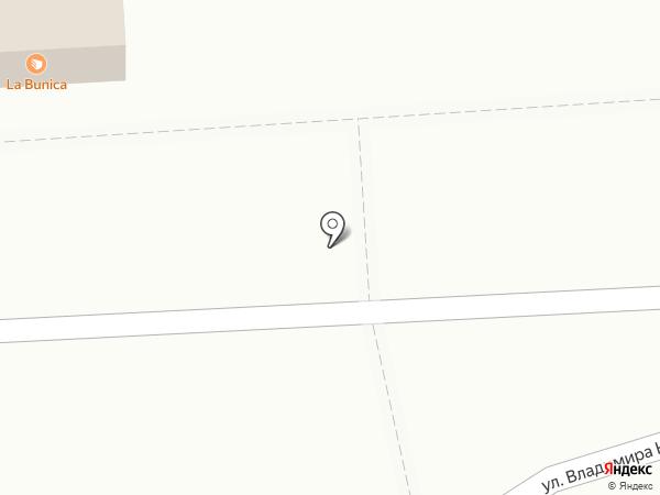 Центр автострахования на карте Воронежа