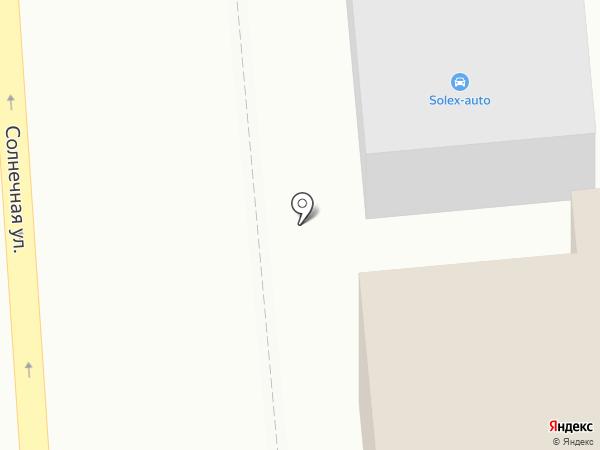 АВТОКЕЙ на карте Воронежа