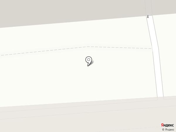 Пересвет на карте Воронежа