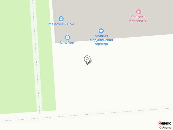 Паритет на карте Воронежа