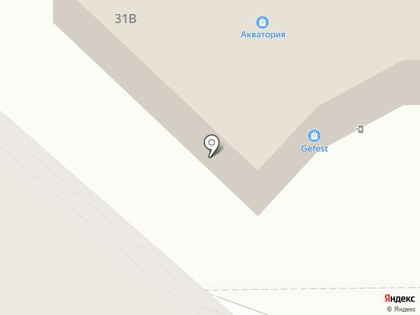 Грундфос на карте Воронежа