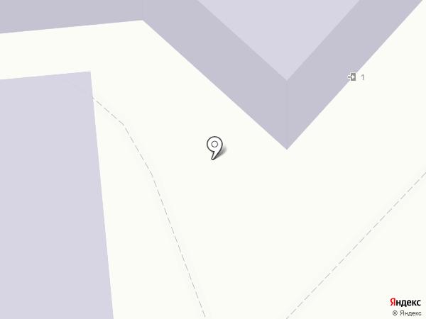 Мириданс на карте Воронежа