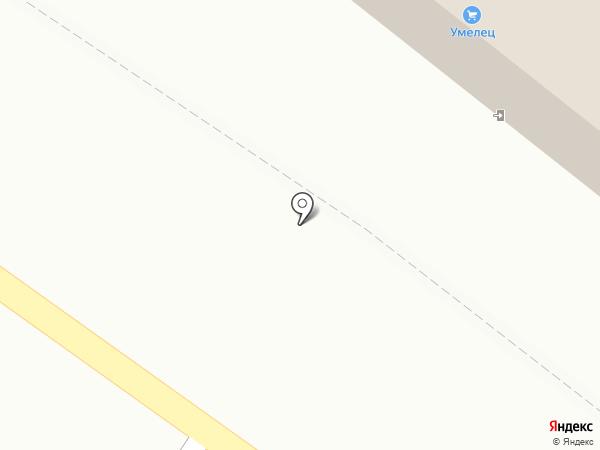 Scan2 на карте Воронежа