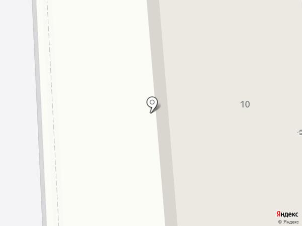 Эдельвейс на карте Воронежа
