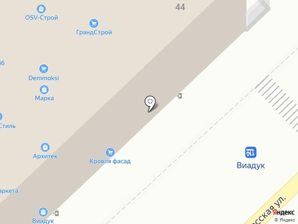 Demmoksi на карте Воронежа