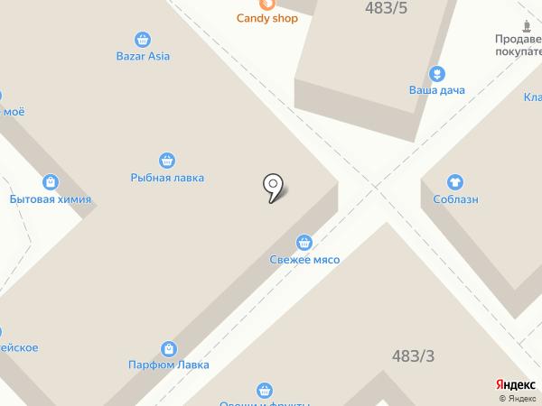 Ваша дача на карте Воронежа