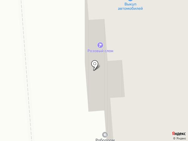 Власта Фарма на карте Воронежа