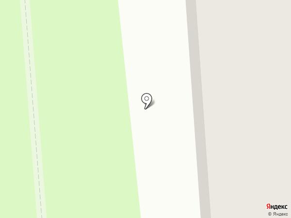 РОМАШКА на карте Воронежа