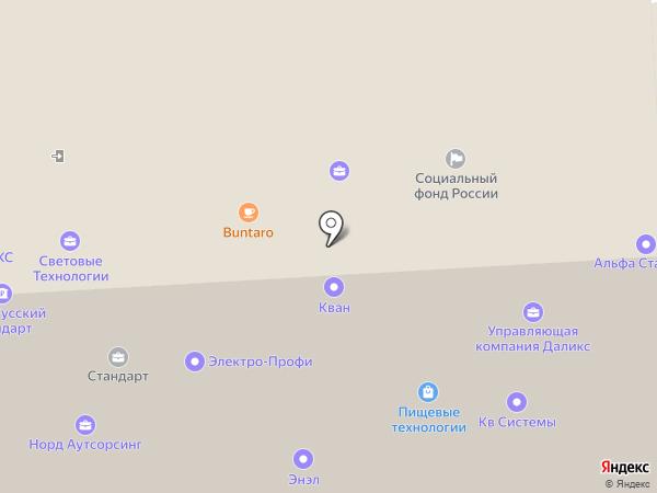 Межрегиональный центр судебной строительной экспертизы на карте Воронежа