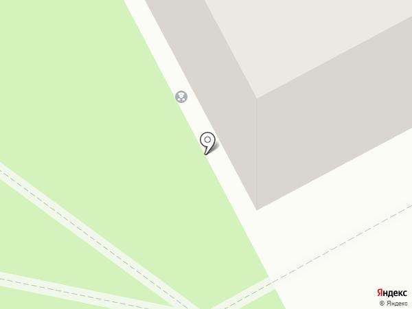 Velvet Nails на карте Воронежа