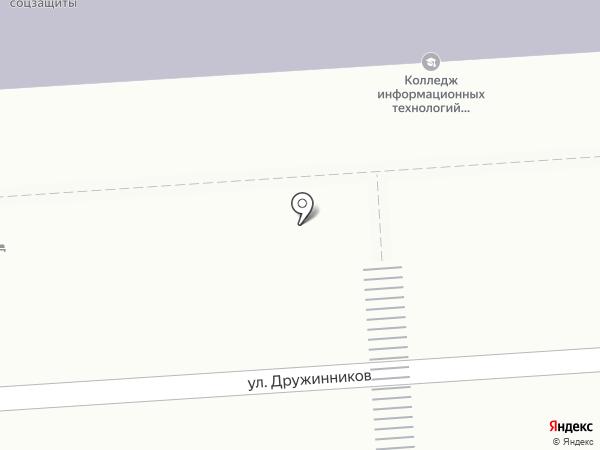 Банкомат, Сдм-банк, ПАО на карте Воронежа