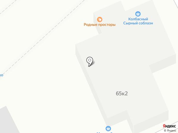 Килограмм удовольствия на карте Воронежа