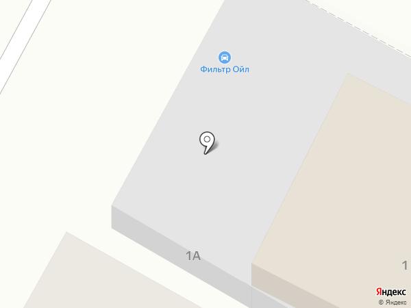 Фильтр Ойл на карте Воронежа