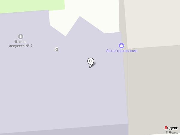 Открытый Мир на карте Воронежа