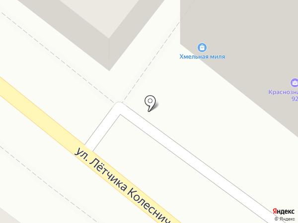 Archie на карте Воронежа