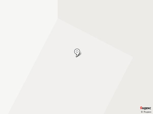 ДСК на карте Воронежа