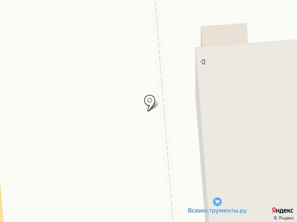 Штолле на карте Воронежа