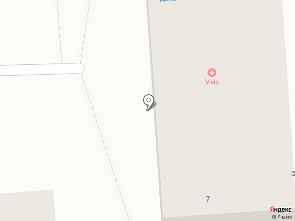 Салон ортопедии на карте Воронежа