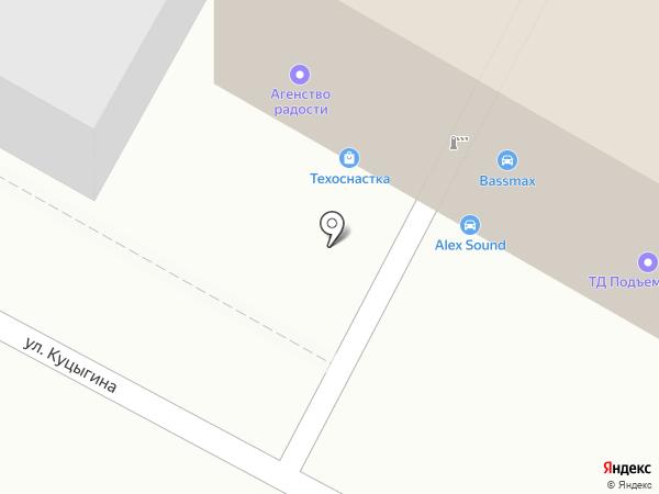 Mary Kay на карте Воронежа