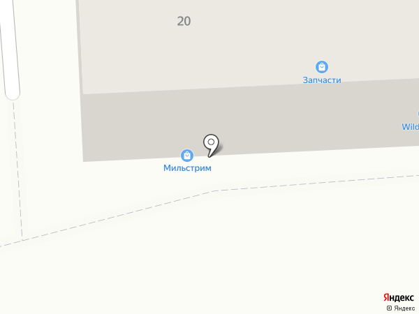 Валерия на карте Воронежа