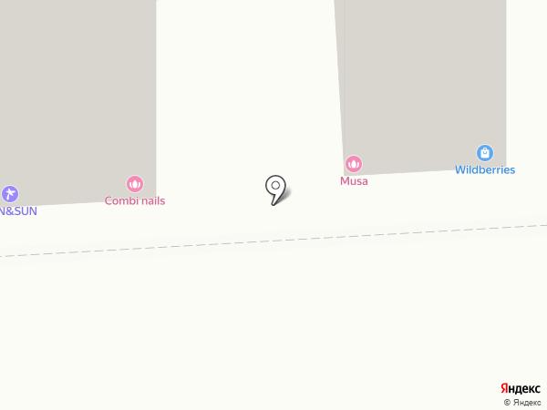 Городской СервисЦентр на карте Воронежа